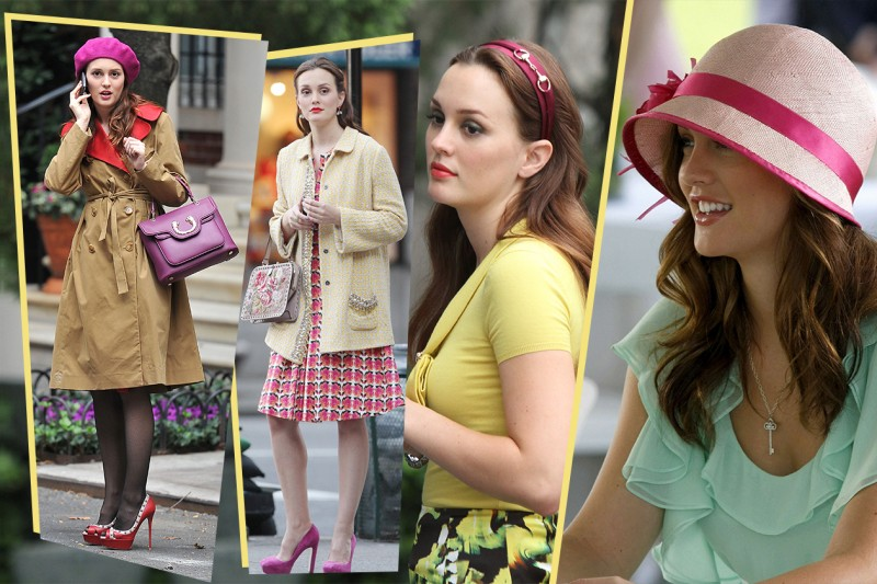 Queen Bee: Blair Waldorf di Gossip Girl