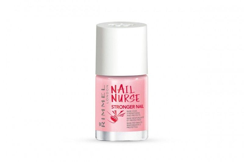 Rinforzanti unghie: Stronger Nail Nail Nurse di Rimmel London