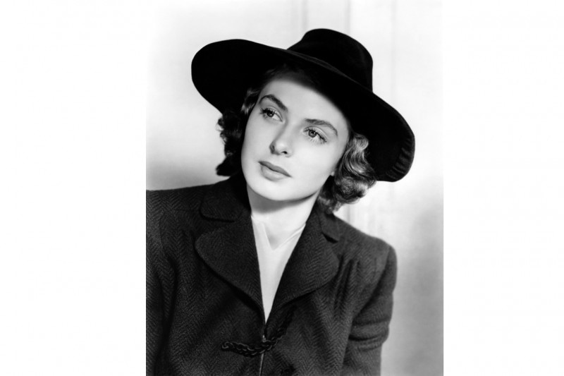 Ritratto di Ingrid Bergman