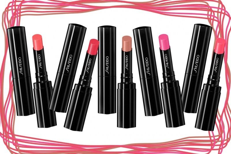Rossetto con olio idratante: Shiseido Veiled Rouge