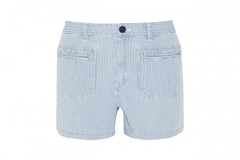 SHORTS IN JEANS: A.P.C.
