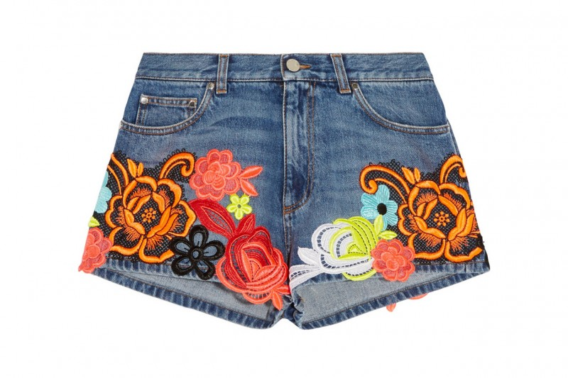 SHORTS IN JEANS: CHRISTOPHER KANE