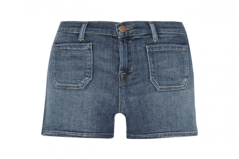 SHORTS IN JEANS: J BRAND