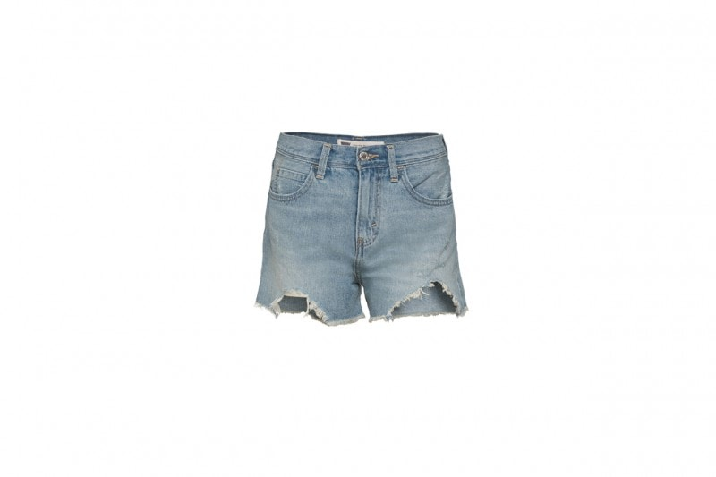 SHORTS IN JEANS: LEVI'S