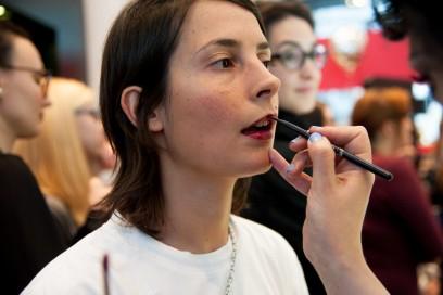 #Sephoralipsparty: Michela Meni al trucco