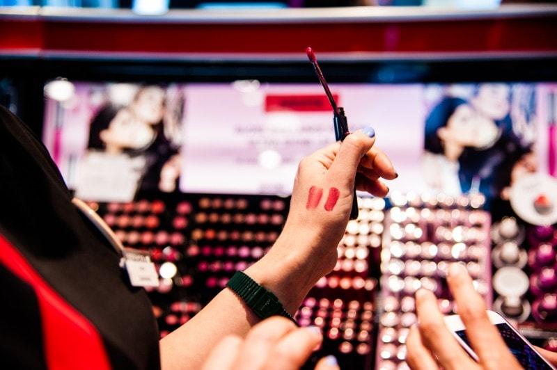 #Sephoralipsparty: gli swatch dei rossetti Sephora