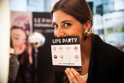 #Sephoralipsparty: la nostra IT Blogger Giorgia Chiampan
