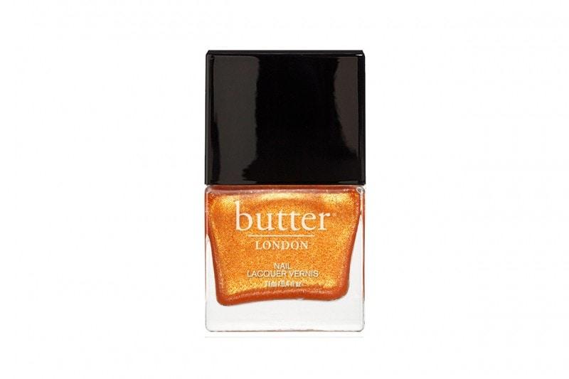 Smalti arancio: Butter London Brick Lane