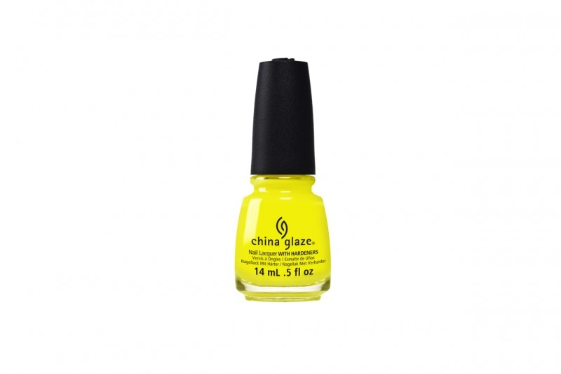 Smalti gialli: China Glaze Daisy Know My Name