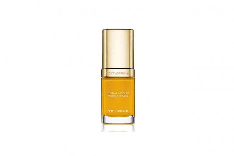 Smalti gialli: Dolce&Gabbana The Nail Lacquer Sole