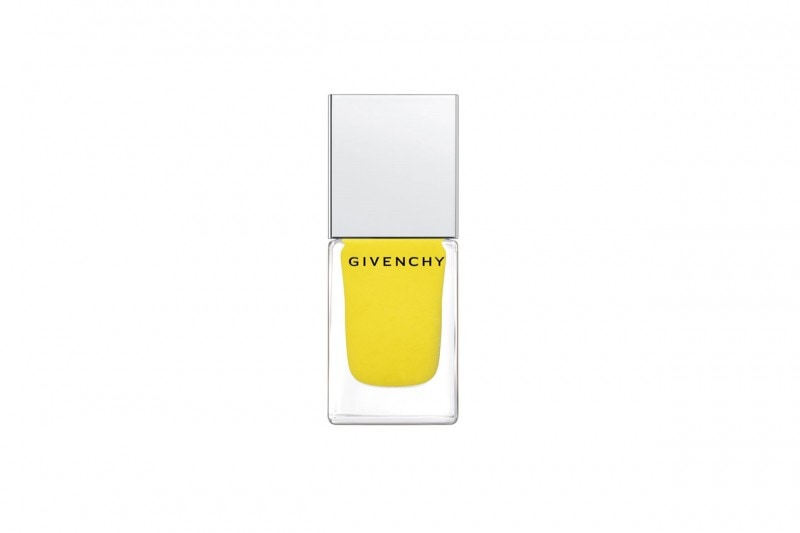 Smalti gialli: Givenchy Le Vernis Jaune Expression