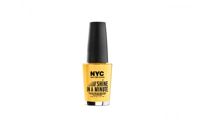 Smalti gialli: NYC In A New Color Minute Lexington Yellow