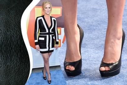 Smalti piedi delle star: Amy Schumer