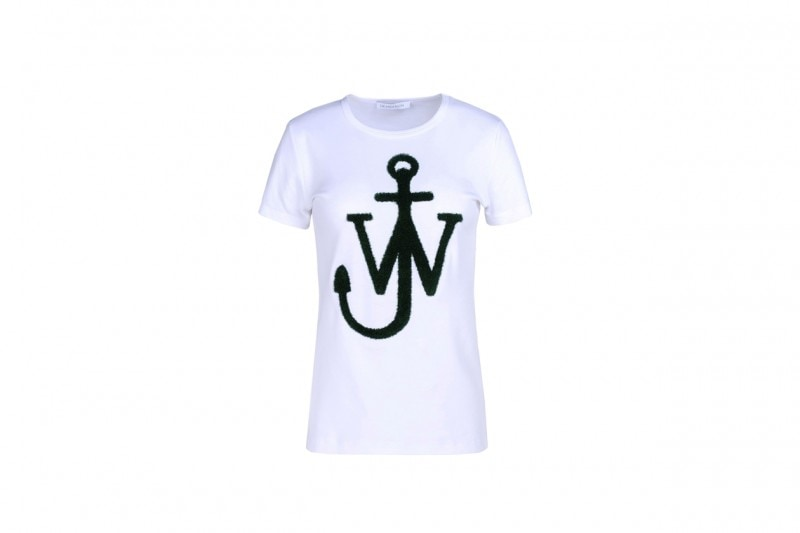T-SHIRT IN COTONE: JW ANDERSON