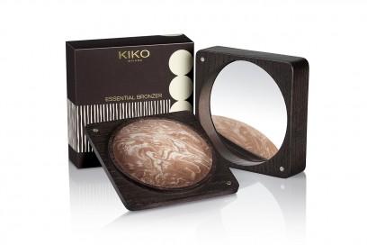 Terre abbronzanti estate 2015: Kiko Milano Essential Bronzer