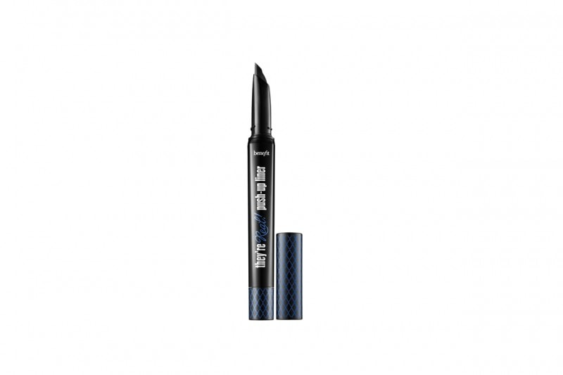 Trucco blu: They're Real Push-up Liner in Blue di Benefit