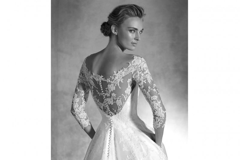 abiti da sposa pronovias atelier 2016