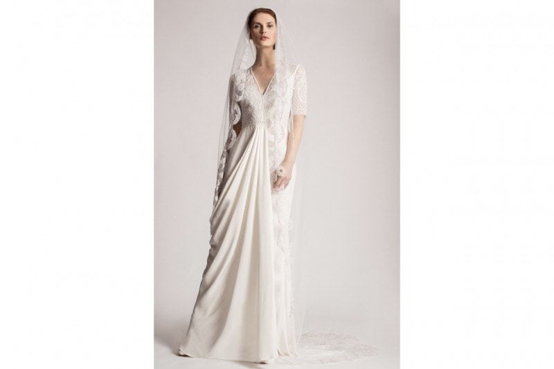 abiti da sposa temperley london 2016