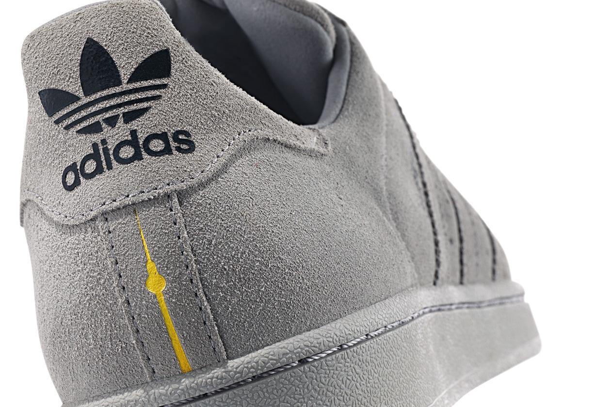 adidas superstar grigie berlin