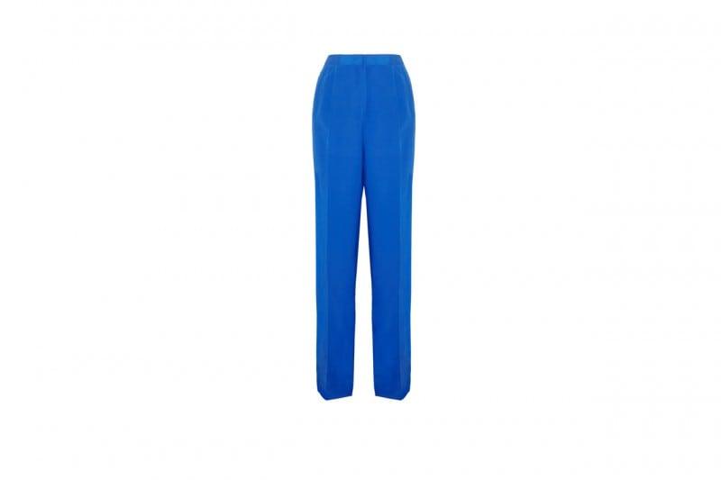 Pantaloni in seta: Jil Sander
