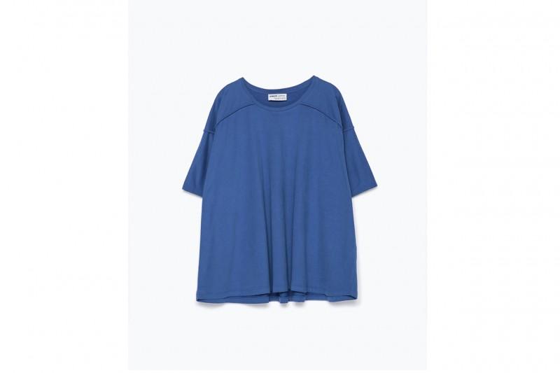 T-shirt in cotone: Zara