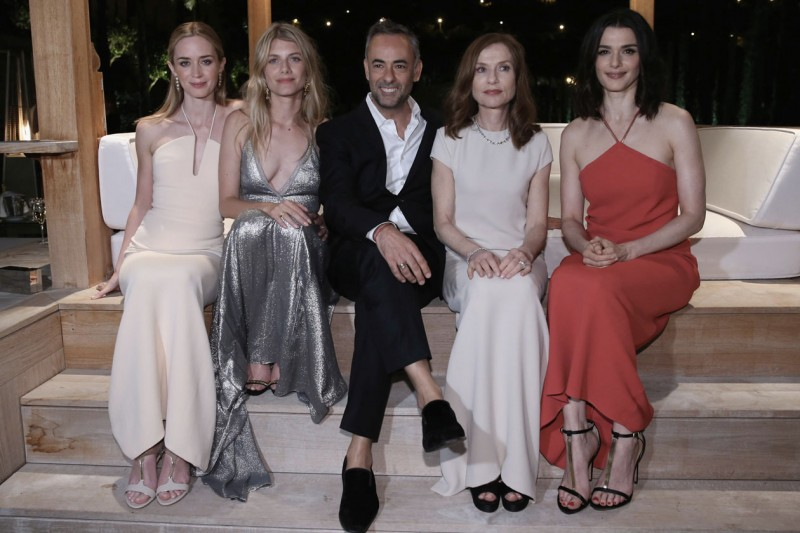 calvin klein celebrate women in film cannes eb+ml+fc+ih+rw 051915 ph getty images
