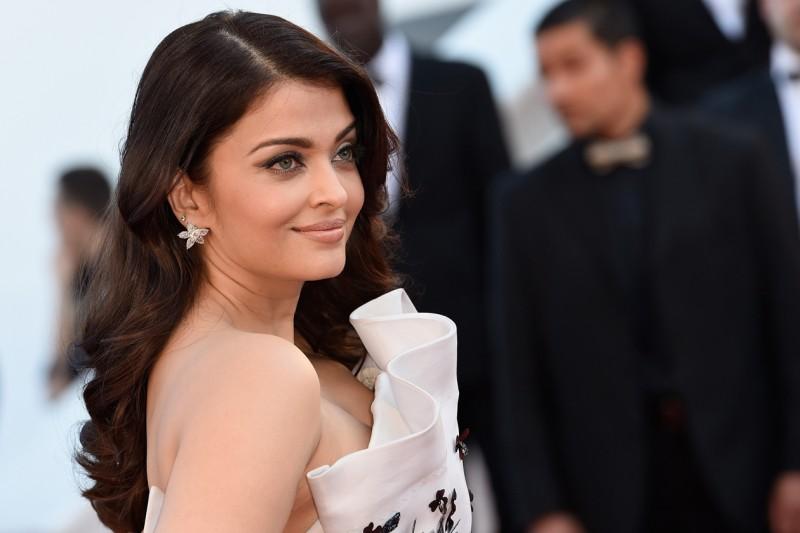 Cannes 2015 trucco e capelli: Aishwarya Rai