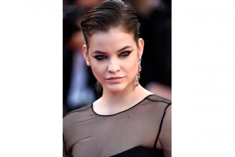 Cannes 2015 trucco e capelli: Barbara Palvin