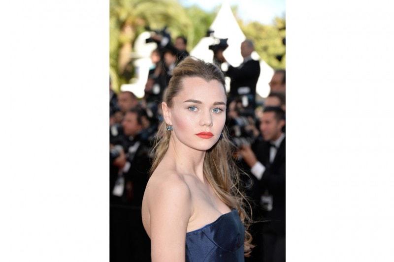 Cannes 2015 trucco e capelli: Imogen Waterhouse