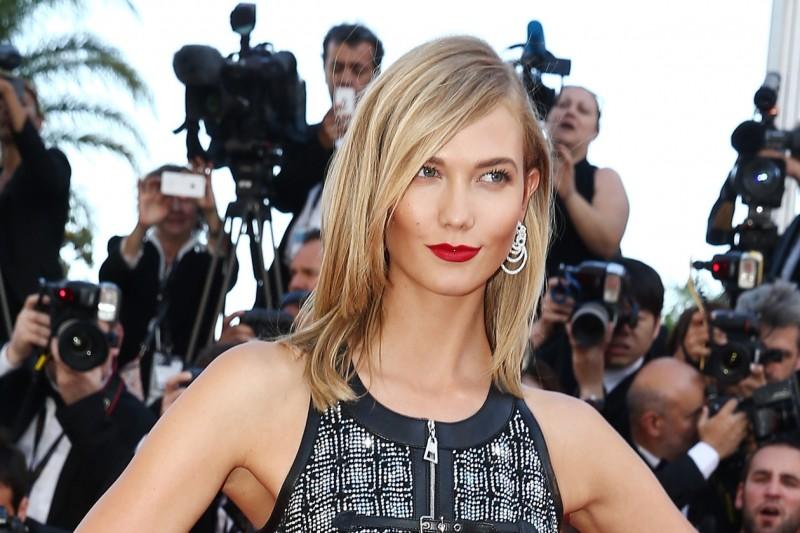 Cannes 2015 trucco e capelli: Karlie Kloss