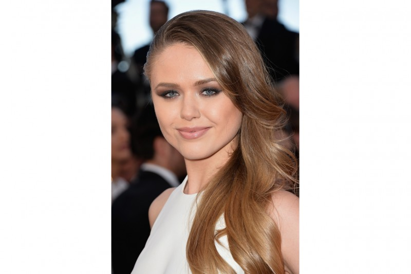 Cannes 2015 trucco e capelli: Kristina Bazan