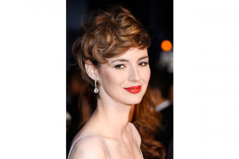 Cannes 2015 trucco e capelli: Louise Bourgoin