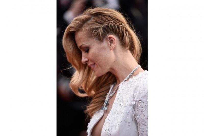Cannes 2015 trucco e capelli: Petra Nemcova