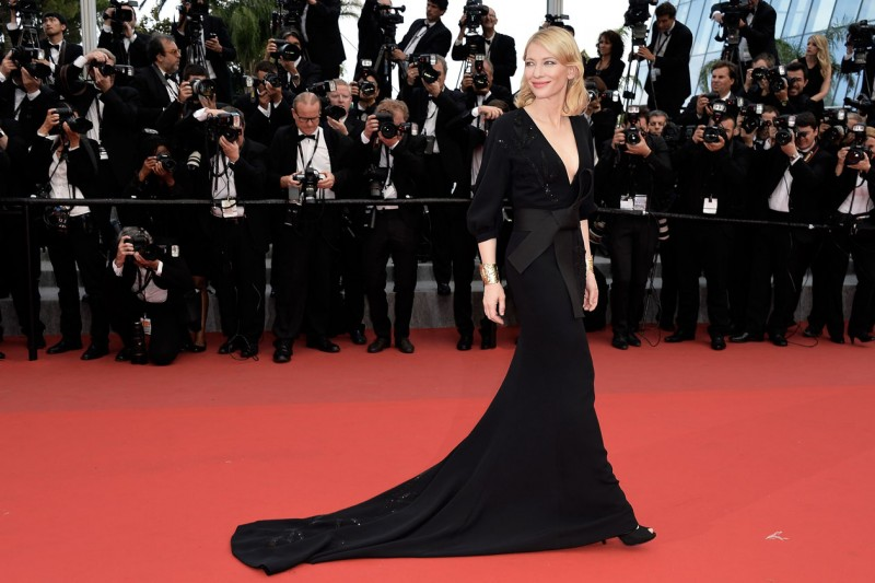 cannes 2015: cate blanchett