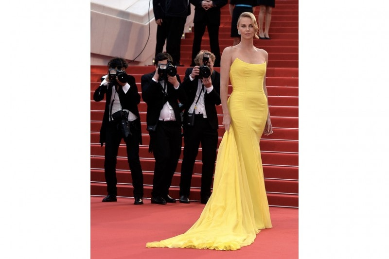 cannes 2015: charlize theron
