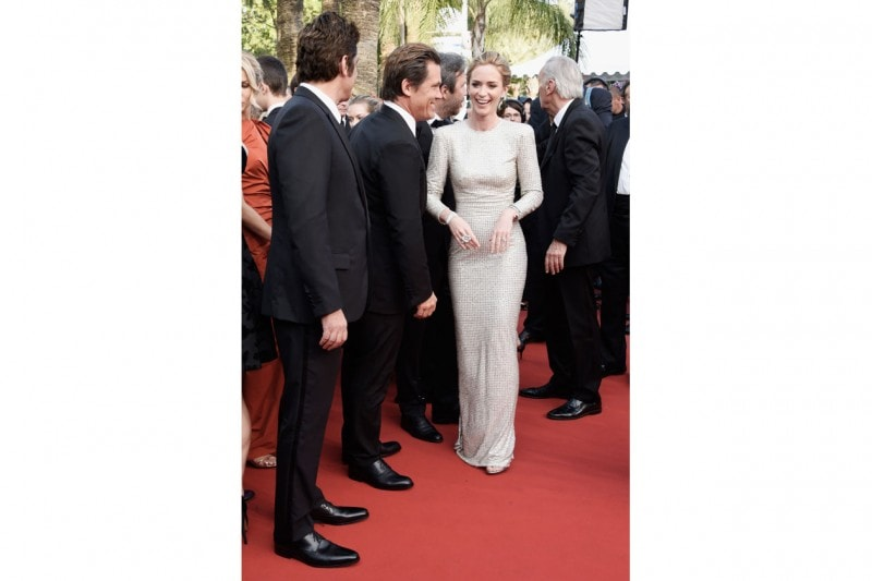 cannes 2015: emily blunt