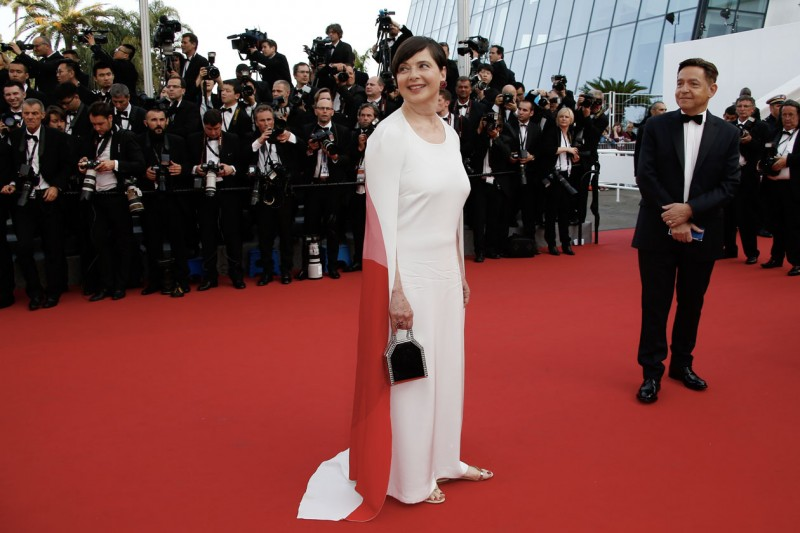 cannes 2015: isabella rossellini