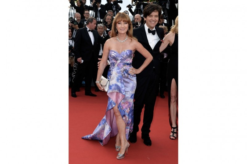 cannes 2015: jane seymour