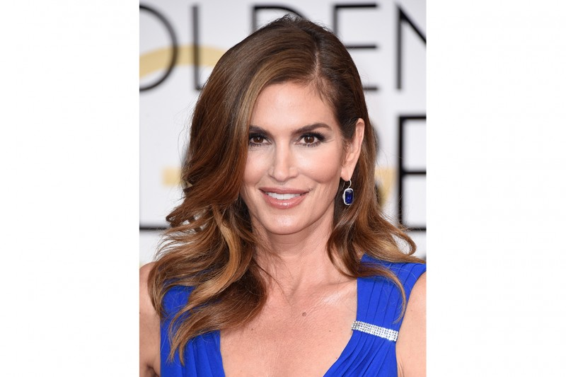 ÈCAILLE CAPELLI: CINDY CRAWFORD