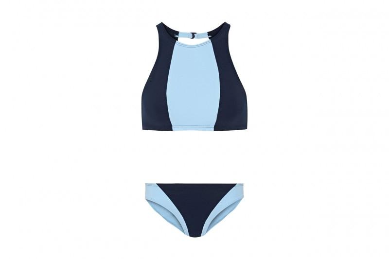 costumi sporty: flagpole swim