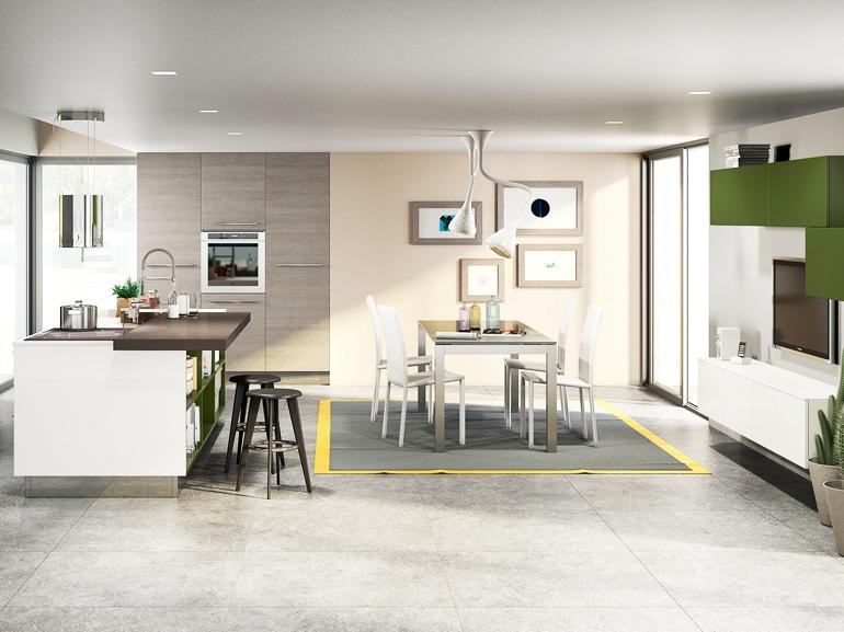 Berloni le cucine moderne pi belle grazia - Berloni cucine moderne ...