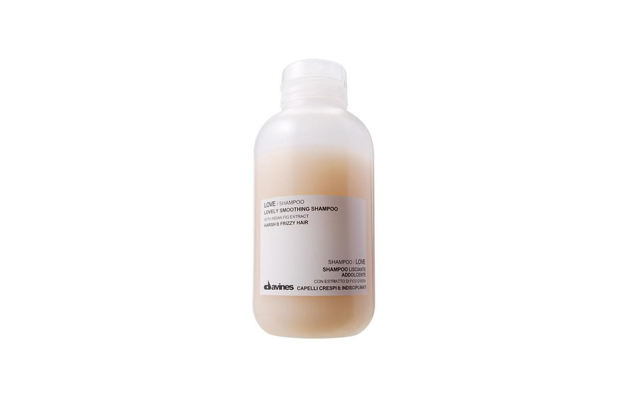 davines love shampoo lisciante