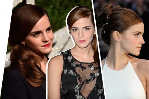 Emma Watson capelli tutte le acconciature più belle