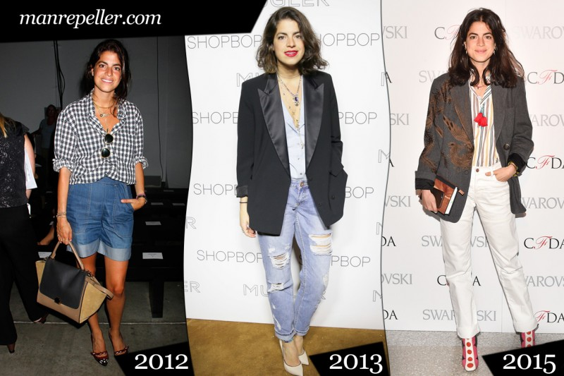 fashion blogger: LEANDRA MEDINE