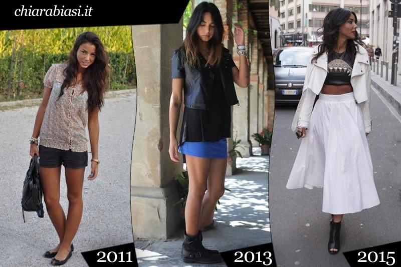 fashion blogger: chiara biasi