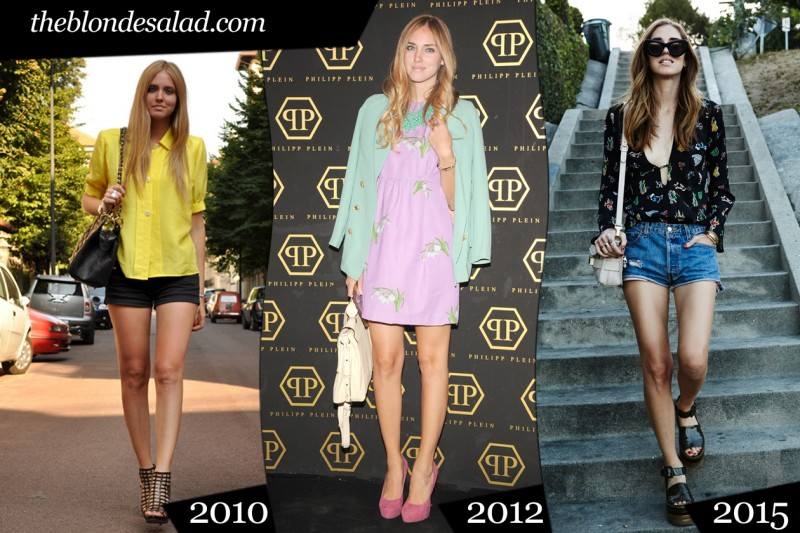 fashion blogger: chiara ferragni