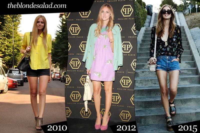 fashion blogger: chiara ferragni