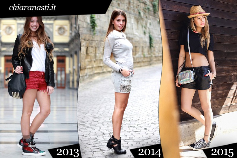 fashion blogger: chiara nasti