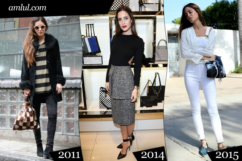 fashion blogger: gala gonzalez