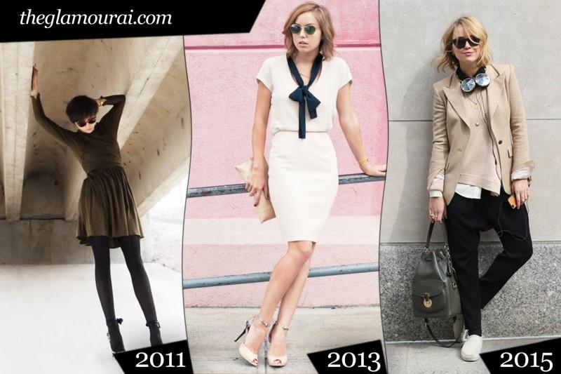 fashion blogger: kelly framel